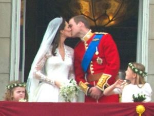 Kate ed Elisabetta II